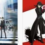 Persona 5 the Animation Material Book Listed for English Release on January 1, 2020