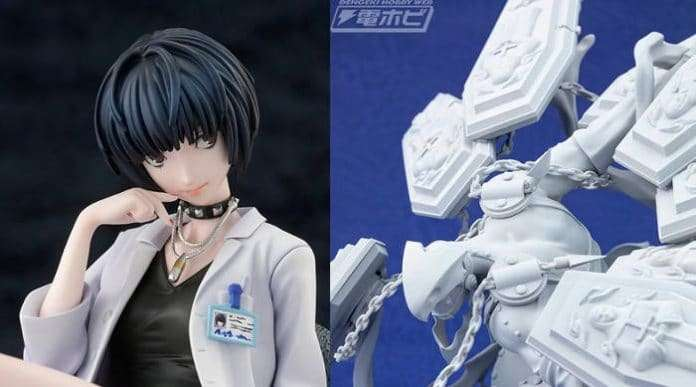 Persona 5 Tae Takemi Figure Pictures And Pre Orders Open
