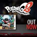 Persona Q2: New Cinema Labyrinth Launch Trailer, English LINE Stickers
