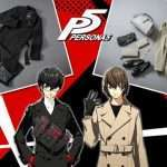 SuperGroupies Persona 5 Collaboration Fashion Merchandise Designed After Joker and Goro Akechi Revealed