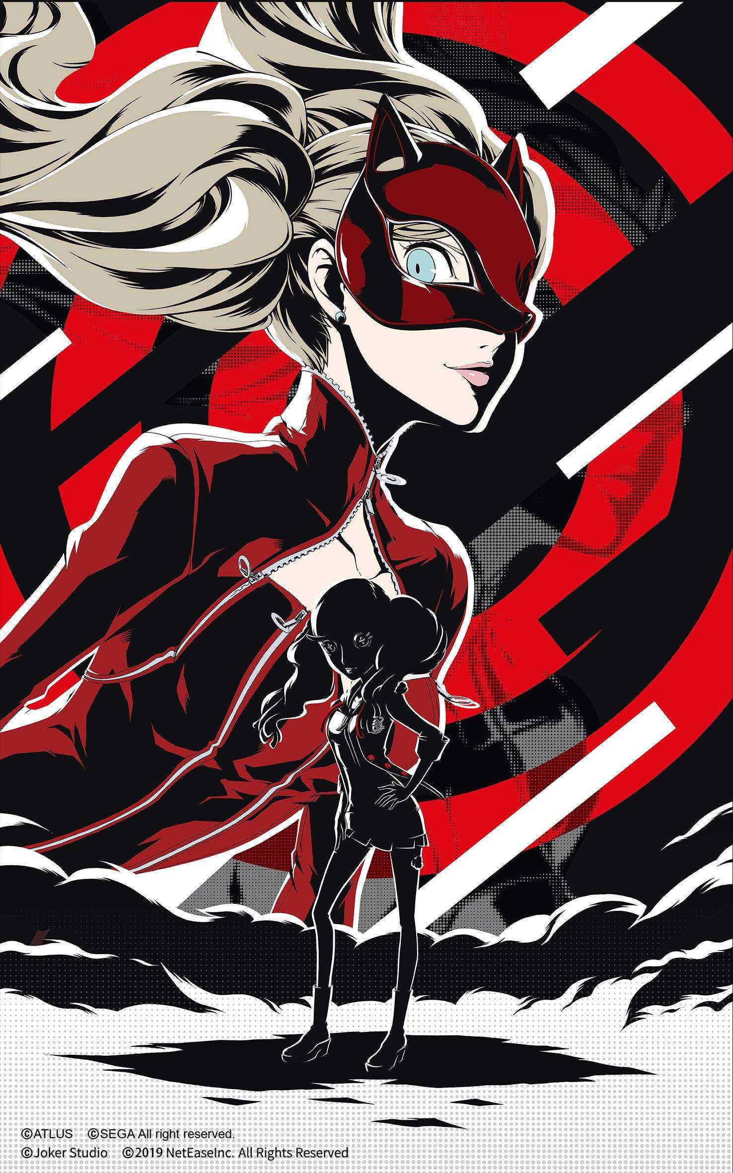 Persona 5 x Identity V Collaboration Announced, Teaser