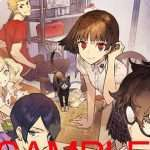 Persona 5: Mementos Reports Volume 2 Cover Art, Merchandise