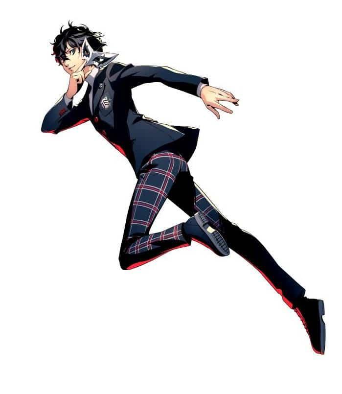 Many New Persona 5 Royal Screenshots Ryuji Ann Yusuke