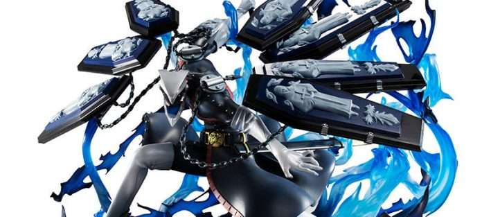 Persona 3 Thanatos Figure Pictures By Megahouse Releasing