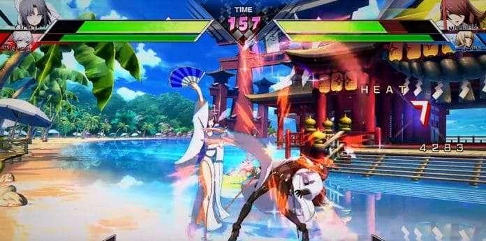 BlazBlue Cross Tag Battle Version 2 0 Announced for November 21