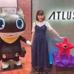 Voice Actor Kana Motomiya Visited Atlus, Teases News