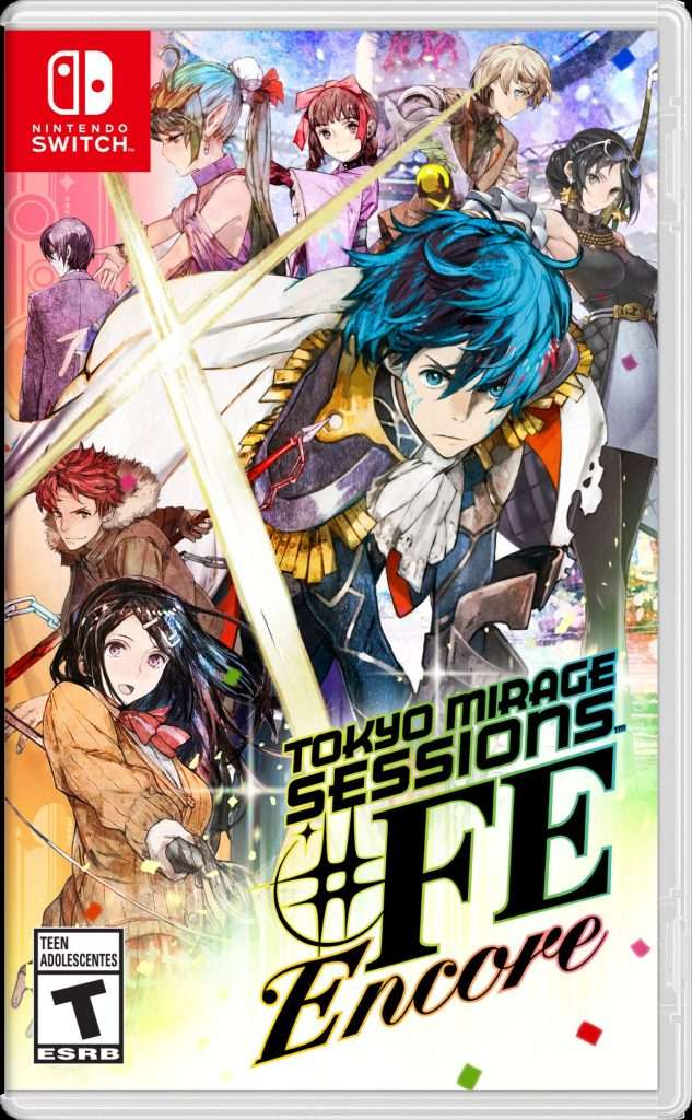 Tokyo Mirage Sessions  Fe Encore Announced For January 17