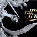 First Look at Persona 5 Royal Kasumi Yoshizawa Amakuni Figure Prototype