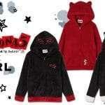 Persona 5 Hoodies Designed by Sanrio x GRL Collaboration Announced