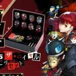 Persona 5 Royal x Darts Hive Set Announced for Release on November 22, 2019