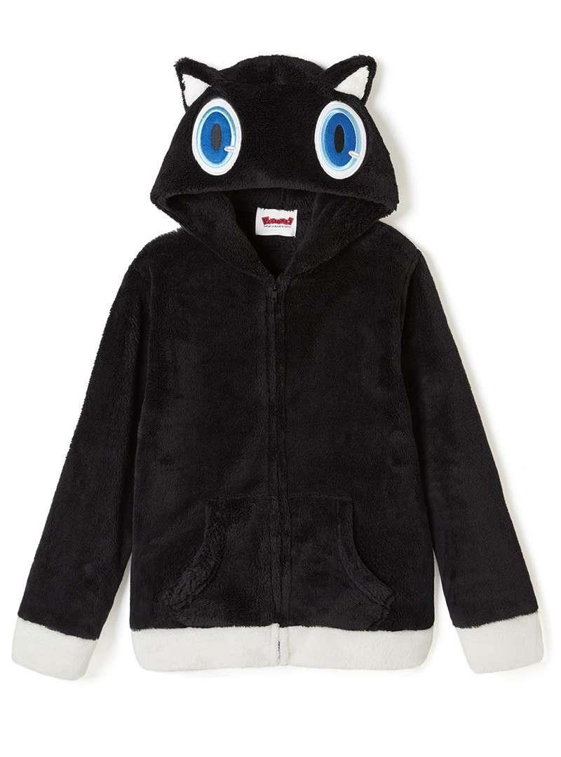 Cloud City 7 Persona 5 Phantom Thieves Pixel Art Womens Hooded Sweatshirt