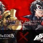 Another Eden x Persona 5 Royal Collaboration Global Simultaneous Release Announced for December 12, 2019