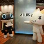 PlayStation Japan Mascot Toro Visits Atlus Office and Morgana