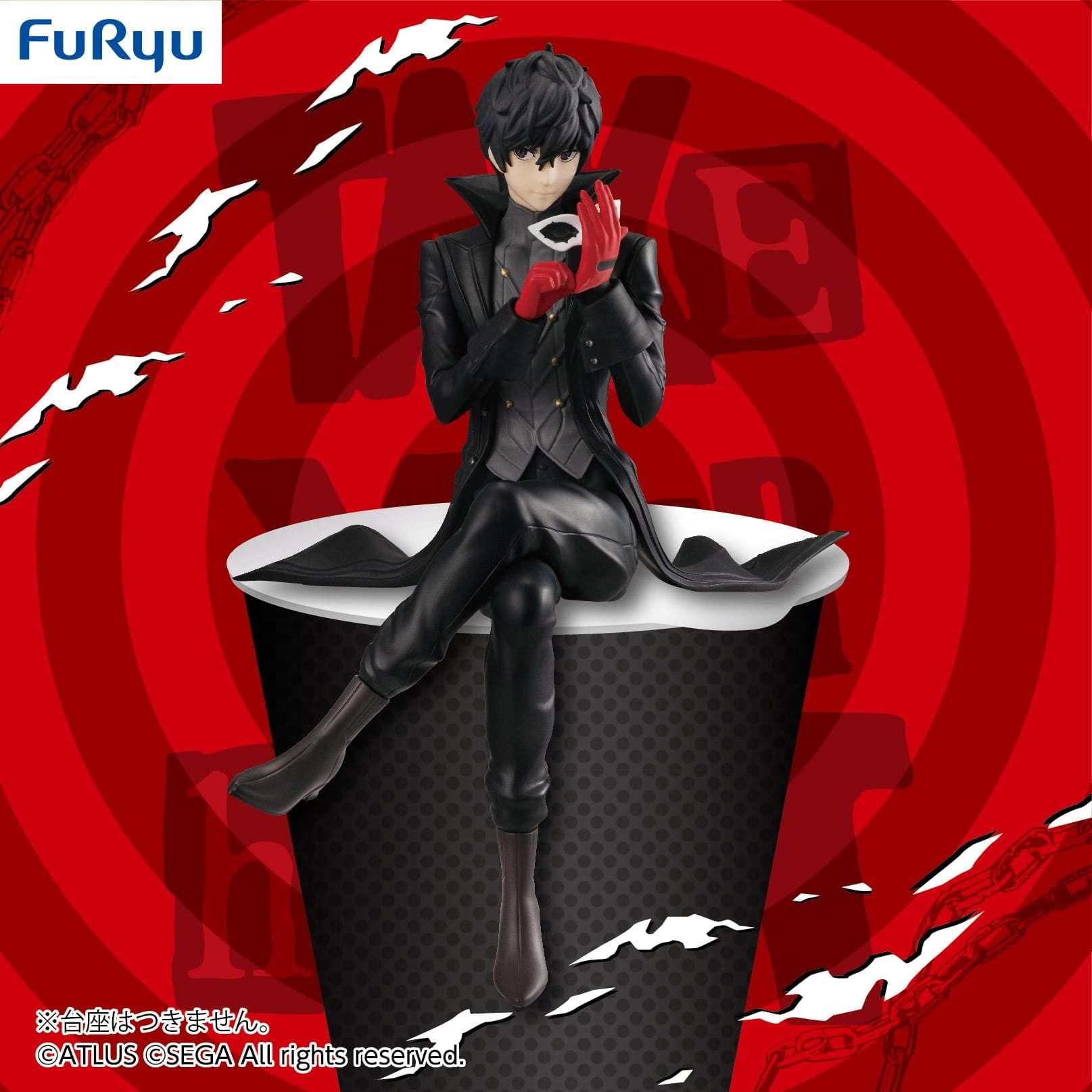 FuRyu PERSONA 5-Joker Noodle bouchon Figure 15 cm