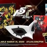 Persona 5 Royal Release Date Confirmed for March 31, 2020 in the West, New Trailer