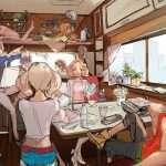 Persona 5 Scramble: The Phantom Strikers Developer Interview on Art Direction, Character Design