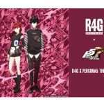 Persona 5 Royal x R4G Fashion Brand Collaboration New Items Announced