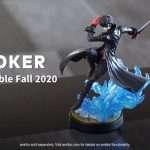 Persona 5 Joker Amiibo Announced for Fall 2020 Release Date