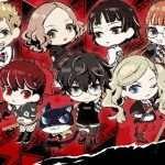 Persona 5 Royal x R4G Fashion Brand Collaboration June 2020 Merchandise Update