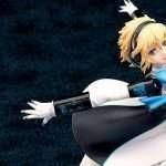 Persona 3: Dancing in Moonlight Aigis Figure Pictures, Pre-Orders Open, Releasing August 2021