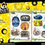Persona 4 Golden GraffArt Merchandise to be Released on August 29, 2020