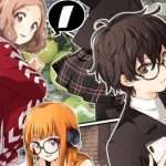Persona 5: Mementos Reports Volume 3 Cover Art, Merchandise, Releasing on March 20, 2021