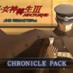 Raidou Kuzunoha Being Released in Chinese Version of Shin Megami Tensei III: Nocturne HD Remaster After All as DLC