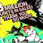 Persona 5 Strikers Achieves Over 1.3 Million Copies Sold Worldwide, 4th Best Selling Persona Game