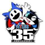 Atlus 35th Anniversary Visual Revealed, New Official Merchandise