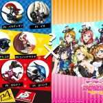 Persona Series x Love Live! School Idol Festival Collaboration Members to Appear as Personas in Mobile Game