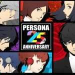 Persona 25th Anniversary Special Website Launched, 7 New Projects Teased