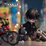 Persona 5 Protagonist Piccodo Action Doll Pictures Released, Announced for May 2022