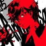 Persona 5 5th Anniversary Illustration Released by Shigenori Soejima