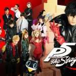 Persona 5 The Stage #3 Details Revealed, Key Visual and Cast Photos